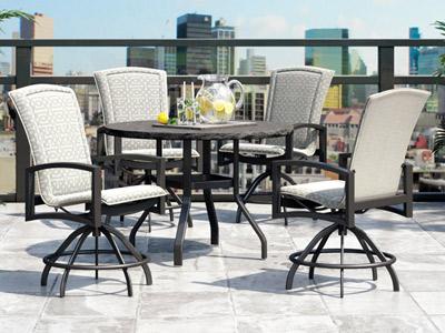 outdoor patio furniture homecrest
