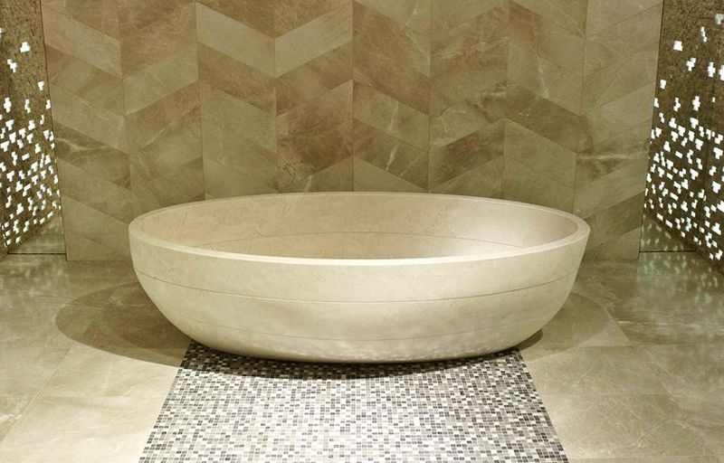 30 Stone Bathtubs That Will Rock Your Bathroom In Pictures