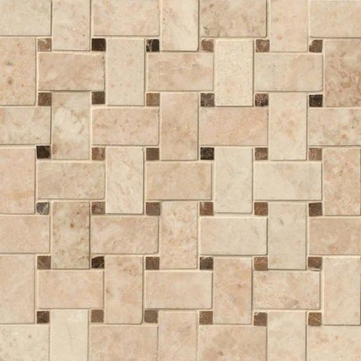 msi crema cappuccino basketweave tile backsplash smot crecap bwp