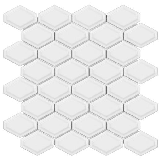 anatolia soho convex loft white glossy ac51 050