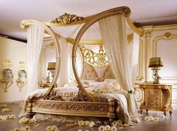 Royal Bedroom Design | Savae.Org