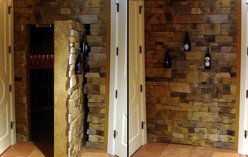 13 Awesome Ideas To Make Secret Door To A Room Home