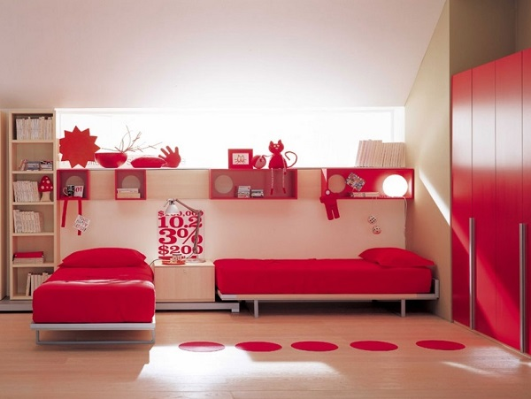 red bedroom design ideas, pictures, decor tips - home decor buzz