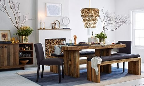 Picnic Style Dining Tables, dining room furniture
