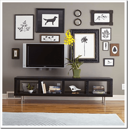 Ideas For Creating A Gallery Wall