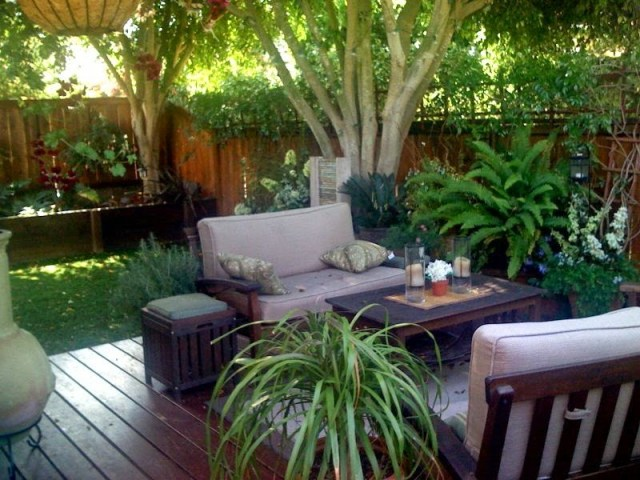 beautiful backyards, garden ideas on Beautiful Backyard Ideas  id=80579