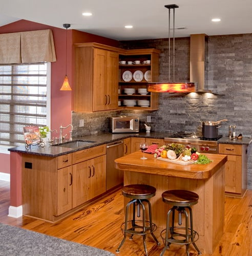 Easy Tips For Remodeling Small L Shaped Kitchen