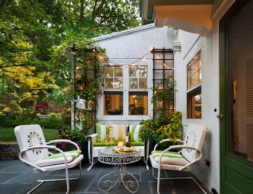 Patio Decorating Ideas For Spring Interior Design Styles And Color Schemes Home Hgtv