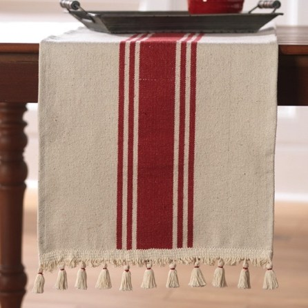striped-cotton-table-runner-with-tassels