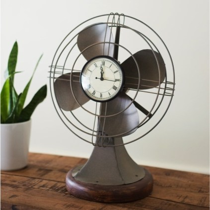 vintage-fan-table-clock-2