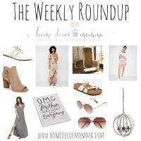 Weekly Roundup