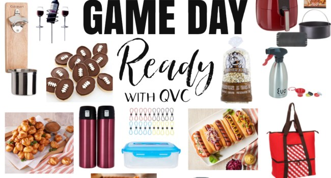 Game Day Ready With QVC