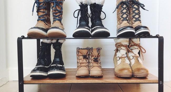 End of Season Sorel Boot Sale