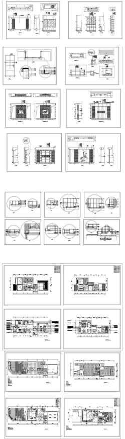 ★【Auditorium ,Cinema, Theaters CAD Blocks-Stage Equipment CAD Blocks V.2】@Cinema Design,Autocad Blocks,Cinema Details,Cinema Section,Cinema elevation design drawings