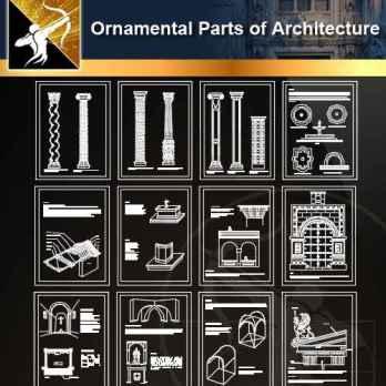 Ornamental Parts