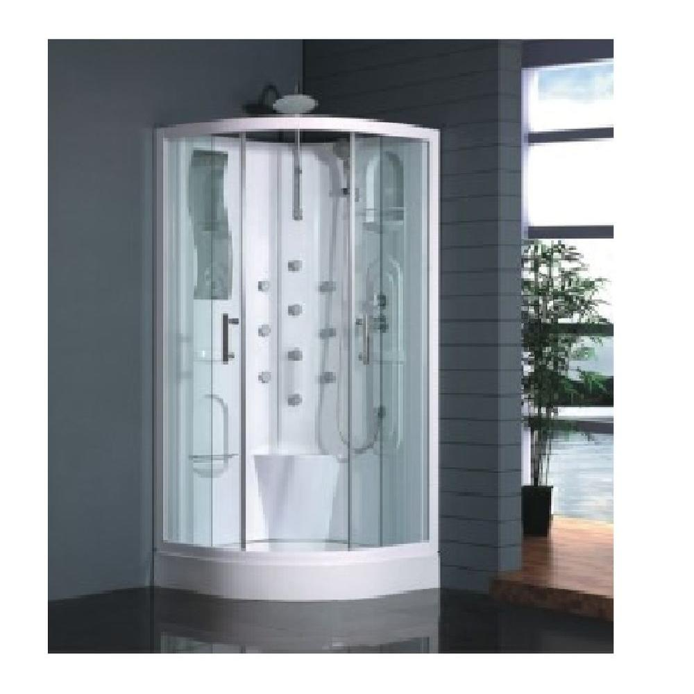 Free Standing Shower Stalls Gorgeous Home Design
