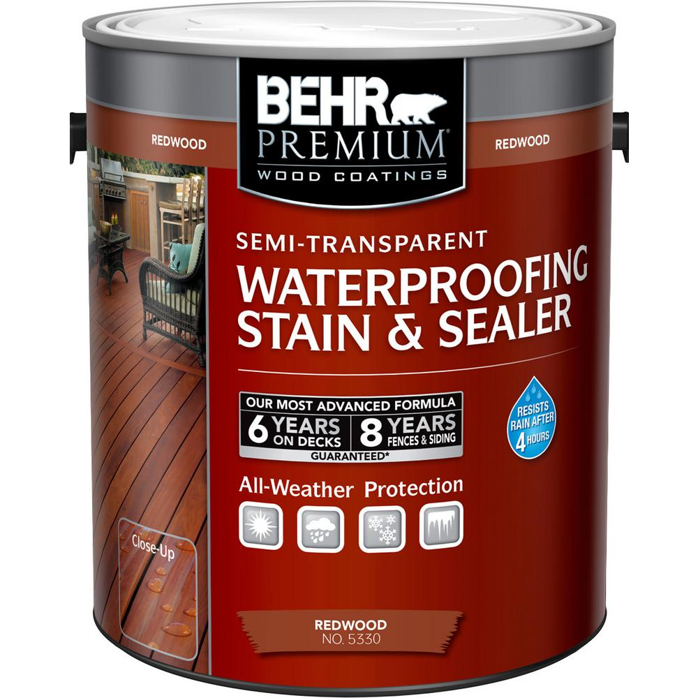 Image result for behr wood stain and sealer redwood