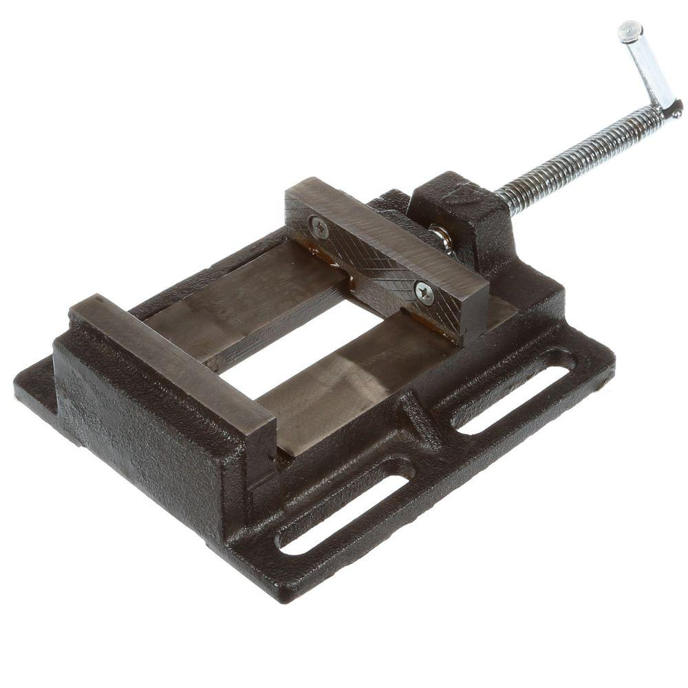 Delta 4 In Drill Press Vise Suitable For Use With Wood Or
