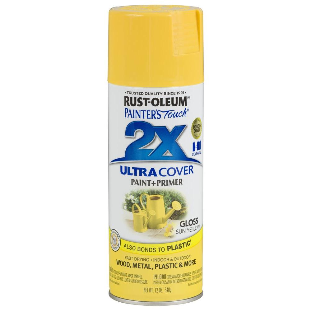 Image result for spray paint sunny yellow
