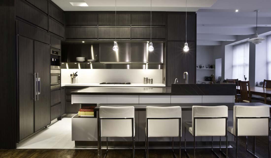Modern Contemporary Kitchen Design
