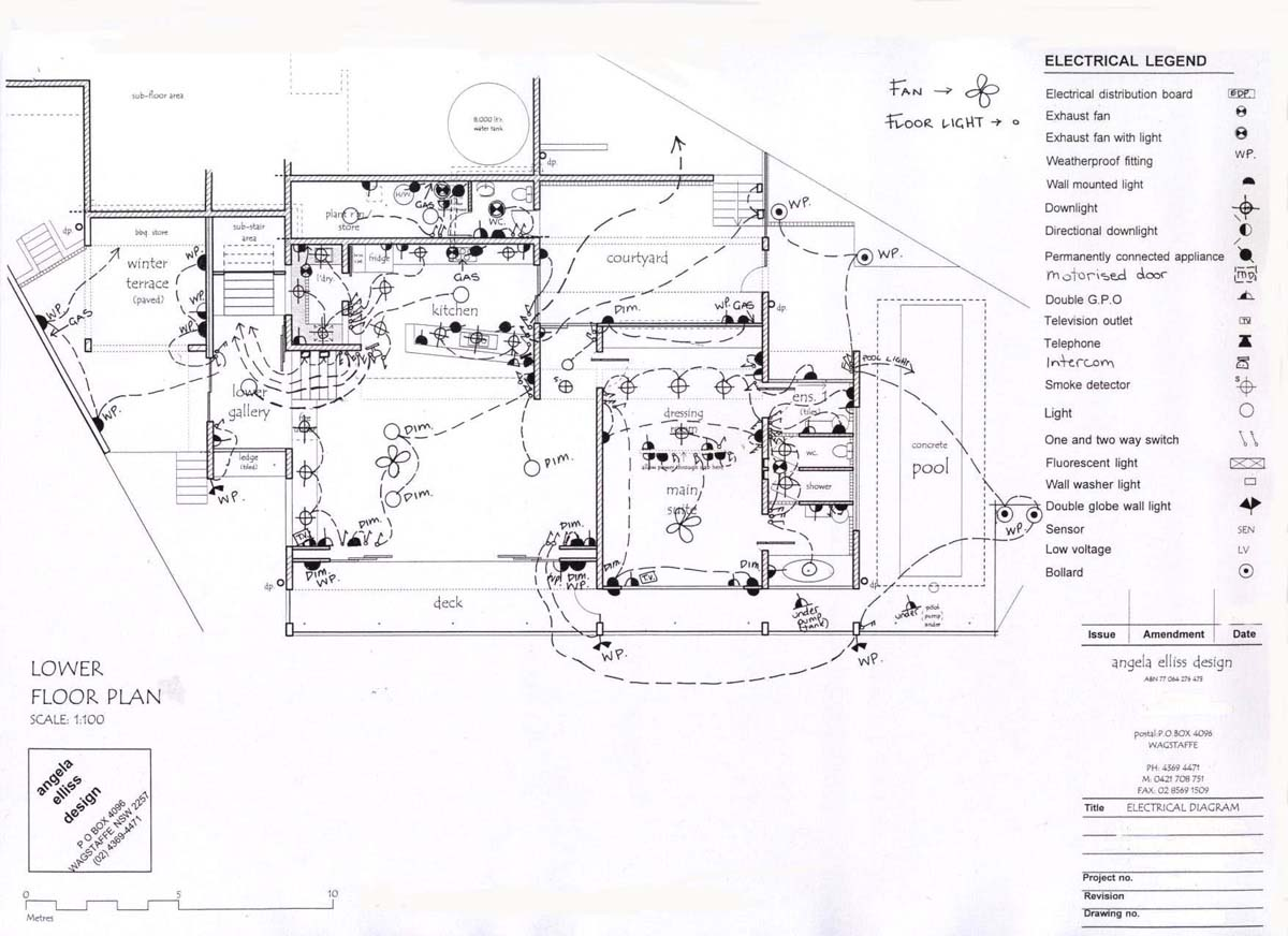 Schematic Site Plan
