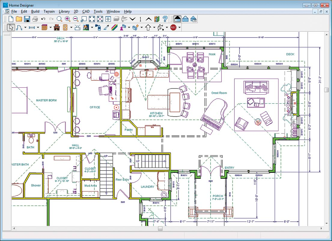 home design architect. architectural drawings of houses  Modern House