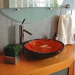 how to install a vessel sink home design find