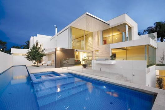 contemporary private mansion 10 architecture