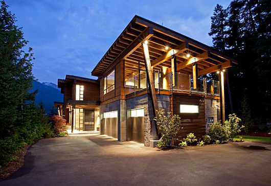 mountain retreat in Coveted Whistler 2