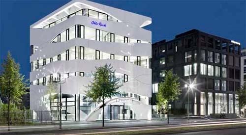 Otto Bock2 architecture