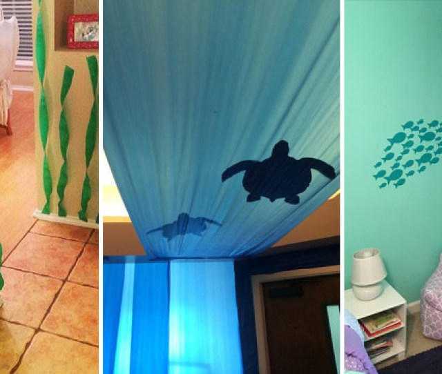 Stunning Under The Sea Decorating Ideas Kids Would Love