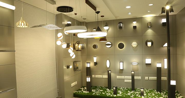 hybec lighting store in vijayawada