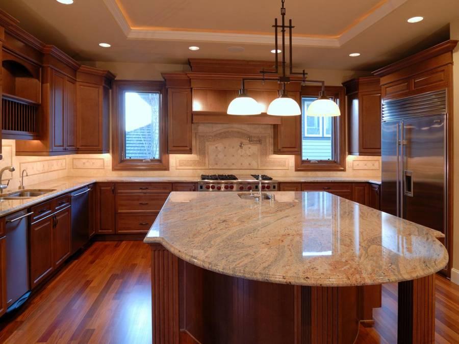 Latest Kitchen Tiles Design 2017