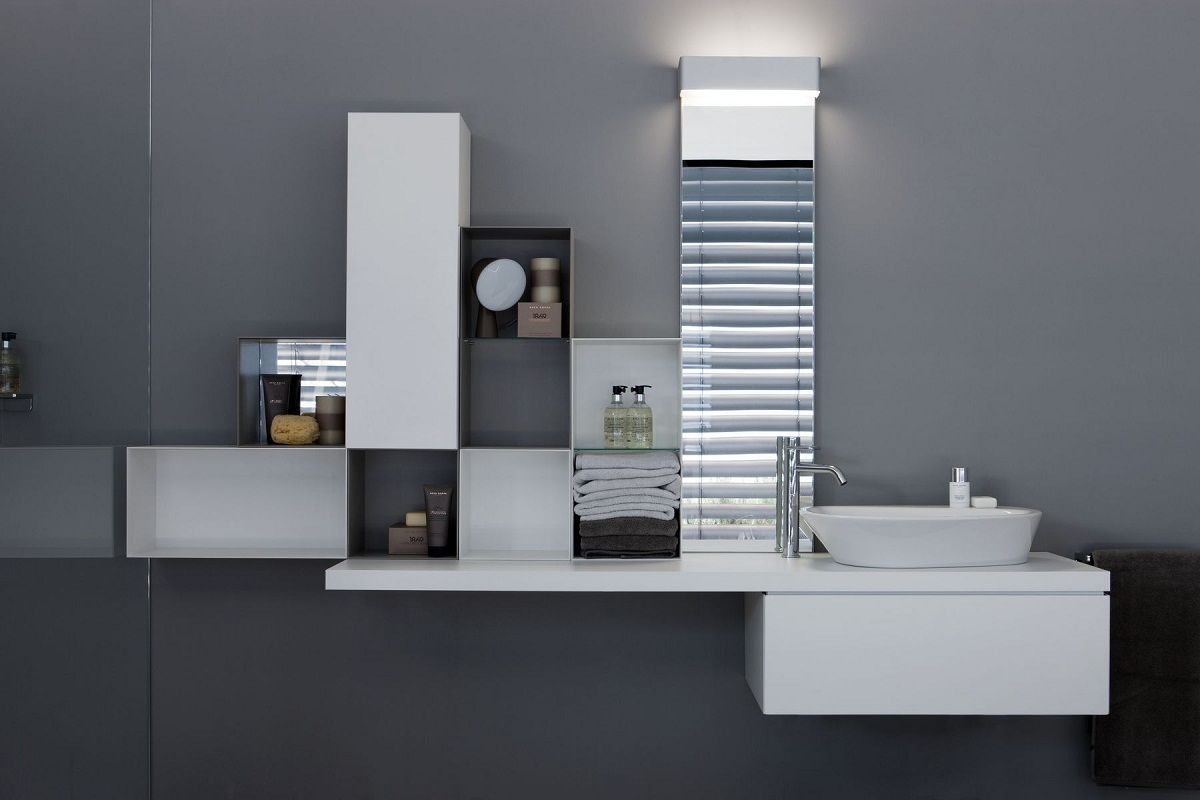 Aesthetic And Sober Palomba Collection From Laufen