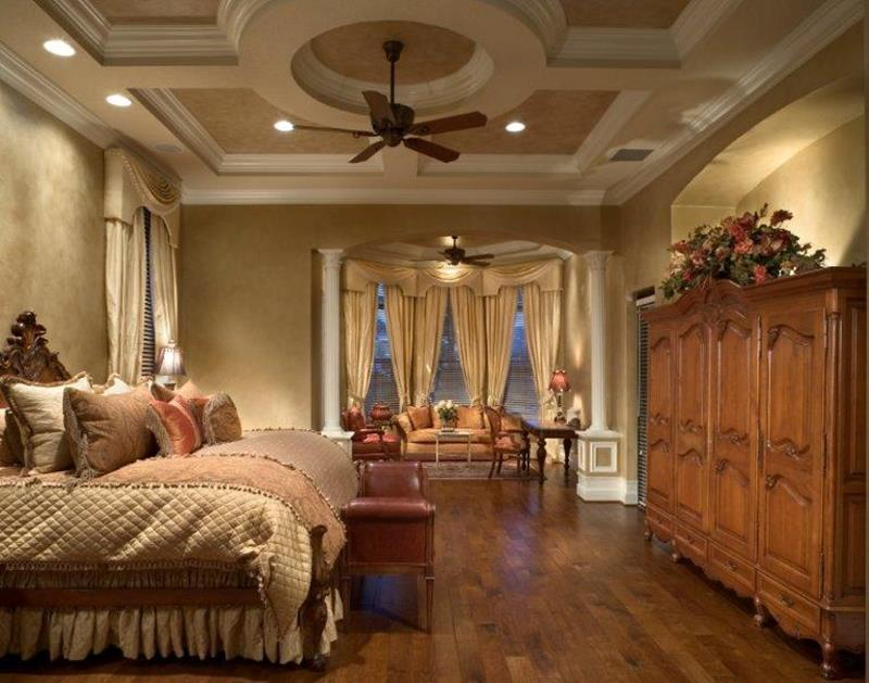 25 Brown Master Bedroom Designs Page 3 Of 5