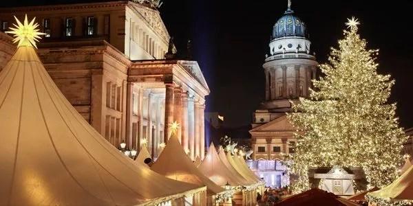 Marché de Noël à Berlin-Échange de maison-HomeExchange