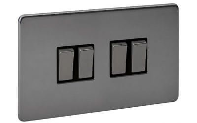 Screwless-Black-Nickel-Light-Switch