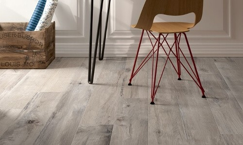 Tile That Looks Like Wood 2020 Ideas Reviews | Wood Grain Tile On Stairs | Natural Wood | Contemporary | Basement | Upstairs | Subway Tile