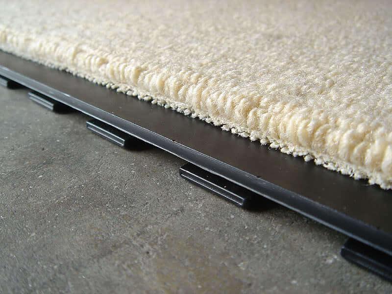 Waterproof basement flooring best options installation - Basement tile floor ideas ...