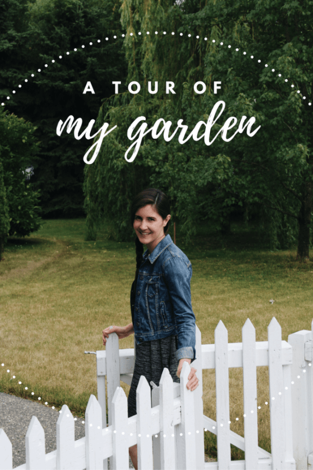 A Tour Of My Home Garden | Home for the Harvest Blog