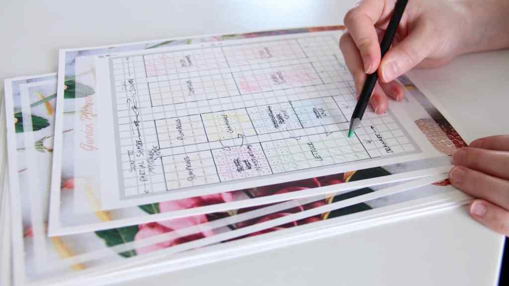 Plan Your Garden Layout: How to Draw a Remarkably Effective Garden Map