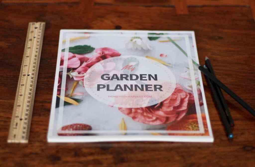 How to Make a Garden Planting Calendar | Home for the Harvest