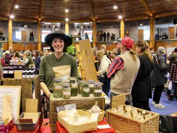 Buy Local at Seedy Saturday | Home for the Harvest