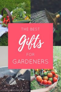 The Best Gifts For Gardeners