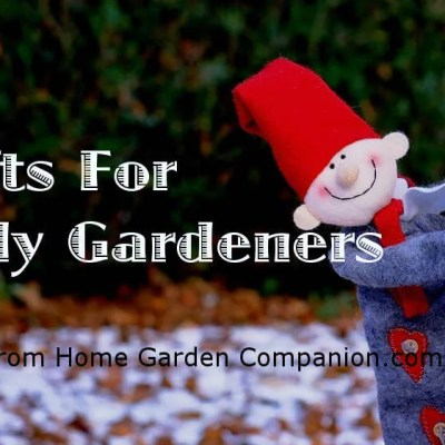 Gifts For The Jolly Gardener