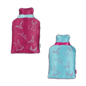 Boris and Lola hot water bottle cover