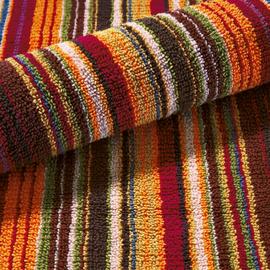 Gorgeous designer Missoni Home jazz towels