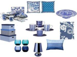 True Blue: 9 Fabulous Blue Home Accessories