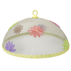 Laura Ashley Floral Food Cover