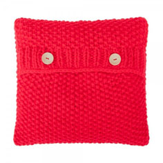 Red home accessories: Top 10 red cushions